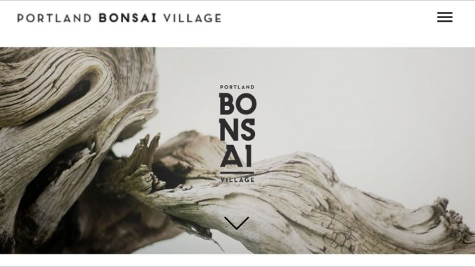 Portland Bonsai Village website is live!