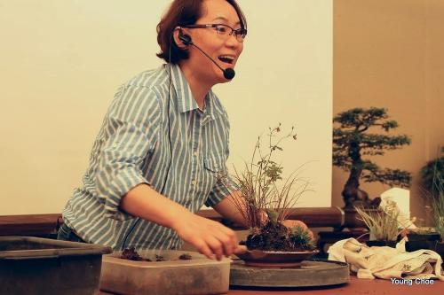 Young Choe KusamonoWorkshop-