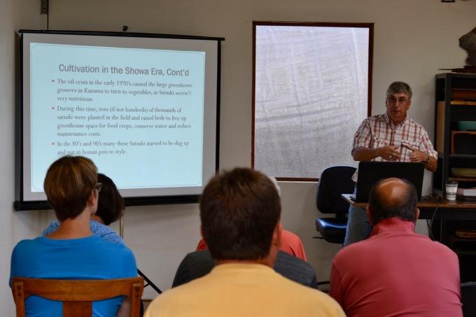 A Few Takeaways from the Joe Harris III Seminar on SatsukiAzaleas-